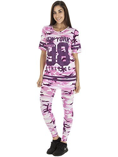 Love My Fashions® Womens Camouflage New York Print for sale  Delivered anywhere in Ireland