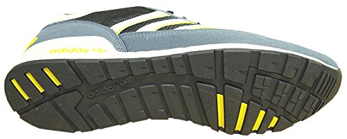 adidas ZX 710 Originals Sneaker M25792 Trainers Schuhe Shoes Herren Mens Grey Yellow