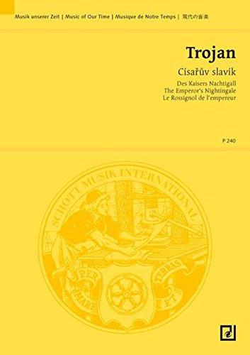 Des Kaisers Nachtigall: Suite für Orchester. Orchester. Studienpartitur. (Musik unserer Zeit)