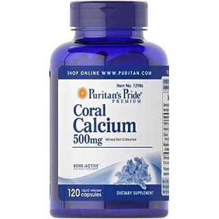 Coral Calcium 500 Mg Plus Vitamin Magnesium 120 Kapseln 12986