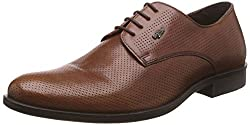 Red Tape Mens Tan Leather Formal Shoes - 9 UK/India (43 EU)