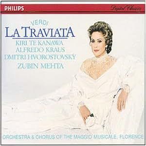 Verdi: La Traviata (Gesamtaufnahme 1992).