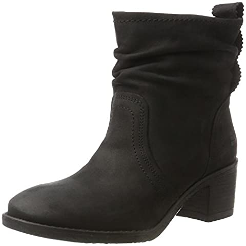 Bullboxer Damen 754E6L504 Stiefel, Schwarz (Black), 40 EU