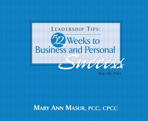 leadership-tips-52-weeks-to-business-and-personal-success-vol-2