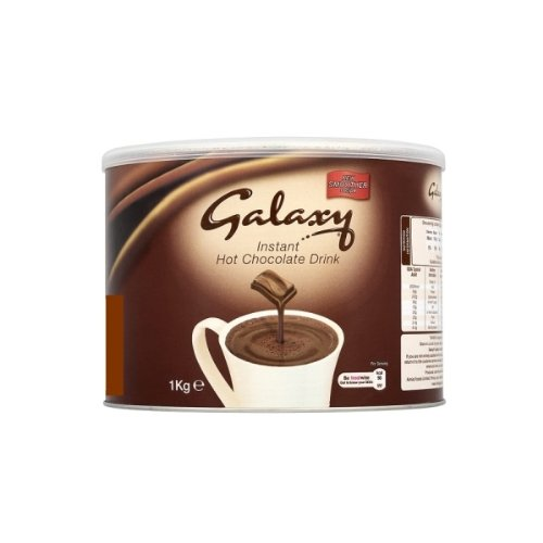 Galaxy Hot Chocolate 1 Kg Tin