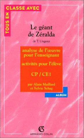 GEANT DE ZERALDA (Ancienne Edition)