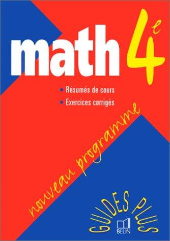 Math, 4e