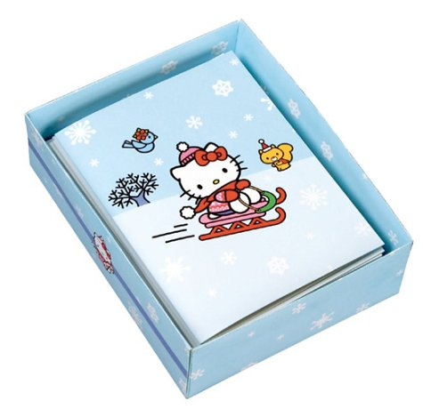 Hello Kitty Hello Holidays (Abrams Holiday Note Cards)