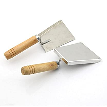 CHENGYIDA Pack of 2PCS Bee Honey Shovel Scraper Hive Tool 2