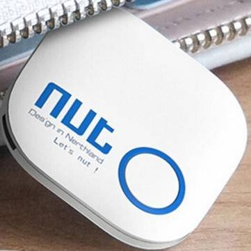 set of 2pc, Nimblehouse Bluetooth Anti-Lost Device & Key Finder Locator Alarm for IOS iphone Android + free gift