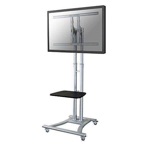 PLASMA-M1800E Bildschrimwagen für LCD/LED/Plasma 68 cm (27 Zoll) bis 152 cm (60 Zoll) silber