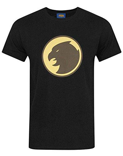 Herren - DC Comics - Hawkman - T-Shirt (L) (T-shirt Graphic Dc)