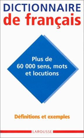 Dictionnaire de français par Collectif