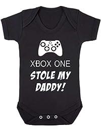 Xbox One Stole My Daddy Baby Vest.