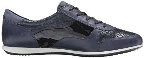 Ecco Damen Touch Sneaker Sneakers Blau (MARINE/MARINE 50642)