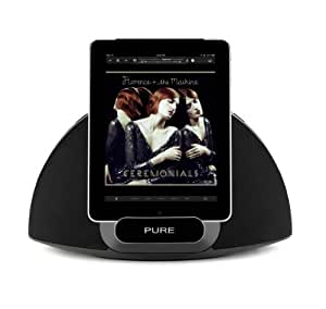 Pure Contour 200i Wireless Digital Music System with AirPlay and Docking Station Speaker for iPad 1 2 3 / Iphone 1 2 3 3gs 4 4s / Ipod Touch Classic Nano