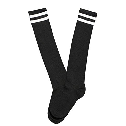 Calcetines Medias para Mujer Modernos Originales y Deportivos Yesmile  adecuado para el deporte Fútbol Calcetines largos Sobre la rodilla calcetín alto para beisbol y hockey