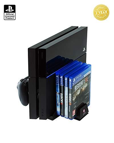 PS4 del caricatore stand verticale (tutto in uno), PS4 controller bacino del caricatore, ventola di raffreddamento