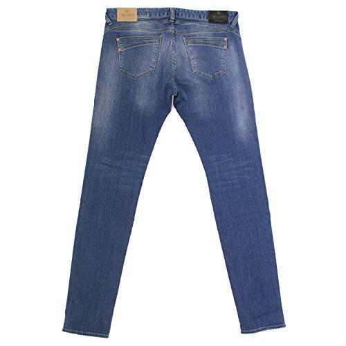 Herrlicher Damen Jeans (Schmales Bein) Pansy Slim Faded Blue