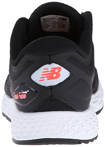 New Balance Herren M1980 Zante Fresh Foam Nbx Performance Funktionsschuh Schwarz (BS2 BLACK/SILVER 8)