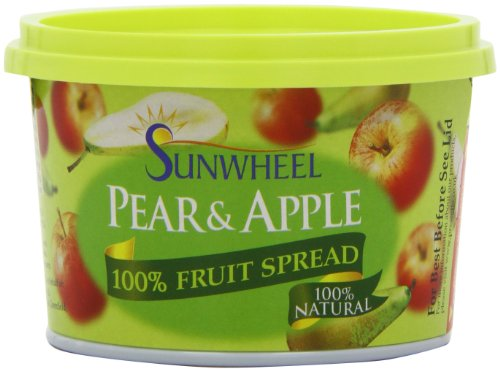 sunwheel-pear-and-apple-spread-300-gm-pack-of-6