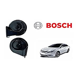 Bosch Car Symphony Fanfare Horn 028 (Set of 2)-Chevrolet Forester
