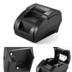 Robocraze POS-5890K 58mm USB Thermal Receipt Printer For Restaurant and Supermarket