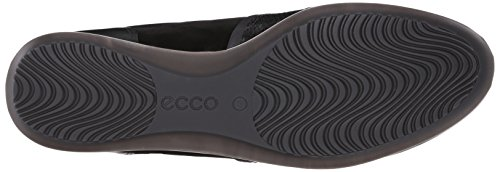 Ecco Damen Touch Sneaker Sneakers Schwarz (51052BLACK/BLACK)