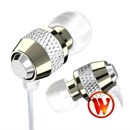 les-ecouteurs-pour-tous-les-lecteurs-mp3-mp4-metal-dargent