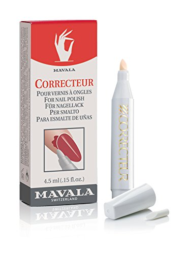 Mavala - Corrector para esmalte de uñas - 4.5 ml
