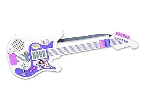 Violetta Guitarra desarrollo Mente juguete Giochi Educativi Aprendizaje Juguete Juegos Idea regalo Navidad # AG17