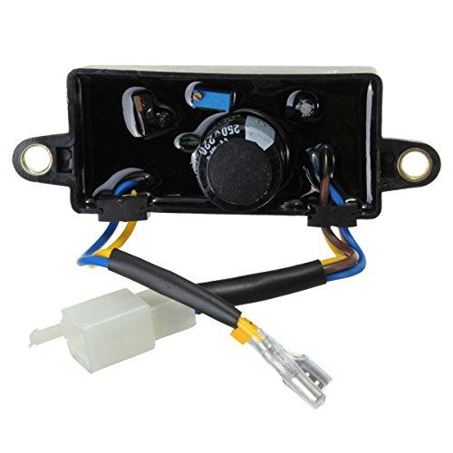 Viviance Generator Voltage Regulator Rectifier Single Phase Avr Fit 2Kw-3Kw - 3 Kw Single