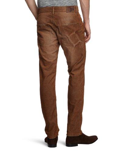 Tom Tailor - Pantalon - Homme Marron (8240  dirty cookie)
