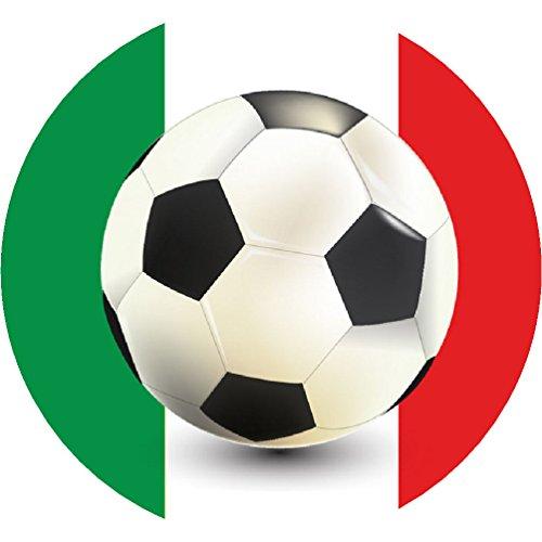 Tortenaufleger Fussball Italien