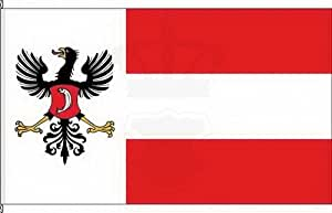 Königsbanner Hissflagge Gengenbach - 150 x 250cm - Flagge und Fahne