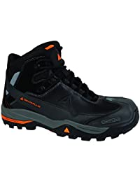 Delta plus calzado - Juego bota piel tw400-s3 negro talla 43(1 par
