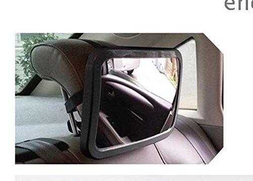 Coussin de sécurité pour bébé de voiture Rétroviseur arrière 29 * 19 Cm