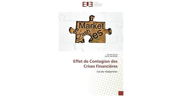 Buy Effet De Contagion Des Crises Financieres Book Online At Low Prices In India Effet De Contagion Des Crises Financieres Reviews Ratings Amazon In
