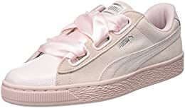 puma damen suede heart bubble wn's sneaker