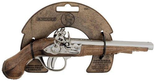 La pistola Caribbean Pirate Island Gonher in plastica