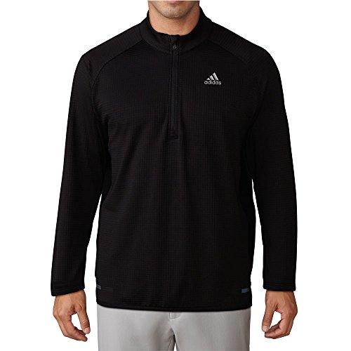 adidas Herren Climaheat Grid Sweatshirt, Black, L Preisvergleich