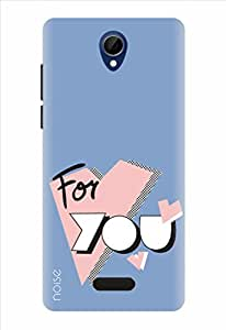 Noise Designer Printed Case / Cover for Gionee Marathon M4 / Quotes/Messages / For You