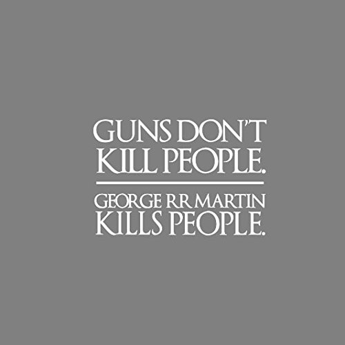 GoT: Guns don't kill People - Stofftasche / Beutel Pink