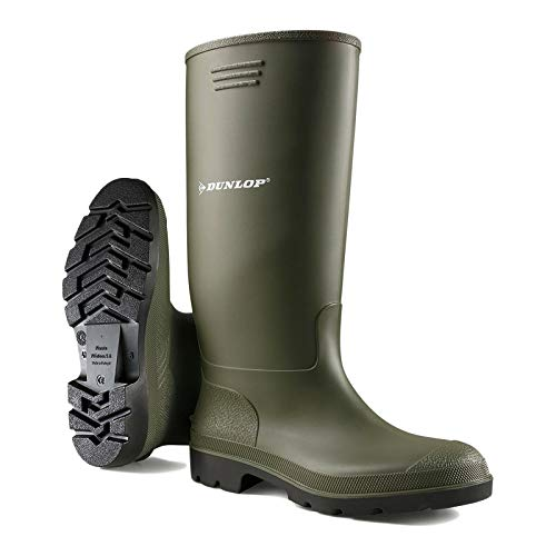 Dunlop Mens Wellington Boots UK 6-12, Snow Winter Rain Waterproof Boot