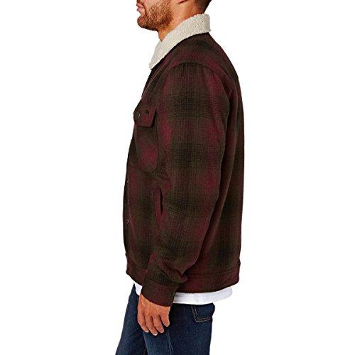 G.S.M. Europe - Billabong Herren Barlow Wool Jacke Multicolour