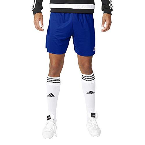 adidas Kinder Shorts Parma 16 SHO, blau (Bold Blue/White), 116