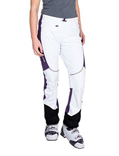 VAUDE Damen Hose Larice Light Pants, weiß(White), 34, 05712