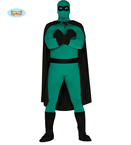 Fiestas Guirca GUI18620 - Set: Super-Held (Superhelden Stiefelstulpen)