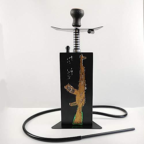 Crossdresser Hookah Arabischen Stil Shisha Schlauch Shisha Shisha Pipe Narghile Party Smoking Set