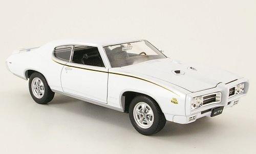 pontiac-gto-blanco-the-judge-1969-modelo-de-auto-listo-welly-1-24